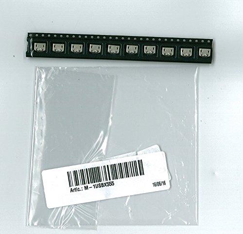 MEDIACOM CONNETTORE DI CARICA MICRO USB PER SMARTPHONE Phone Pad Duo M-PPAX555U, M-PPBX555U