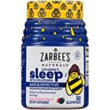 Zarbee's Naturals Children's Sleep with Melatonin...