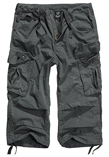 Brandit Columbia Mountain 3/4 Shorts, Gr. XL, anthrazit