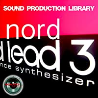 NORD LEAD III - Large unique original 24bit WAVE/Kontakt Multi-Layer Samples/Loops Library on DVD or download;