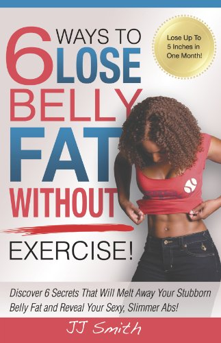 6 Ways to Lose Belly Fat Without Exercise! 4