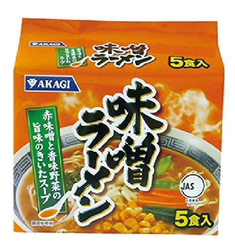 大黒 味噌ラーメン5食入(82g×5) ×6個