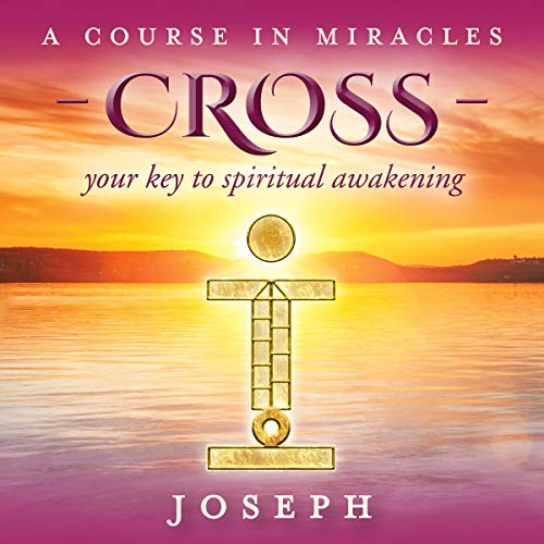 A Course in Miracles Cross audiobook cover art
