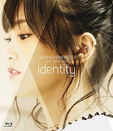 山本彩 LIVE TOUR 2017 ~identity~ [Blu-ray]