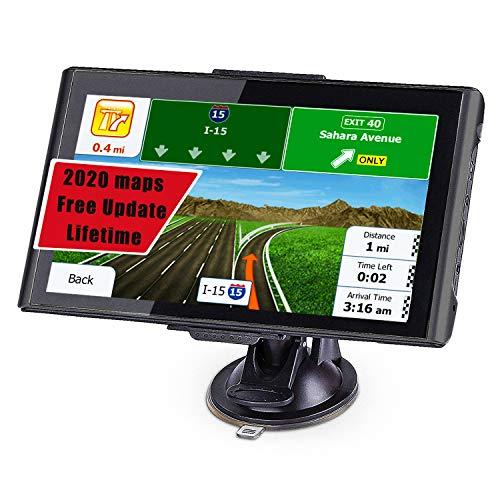 Car GPS,Latest 2020 Map 7inch GP...