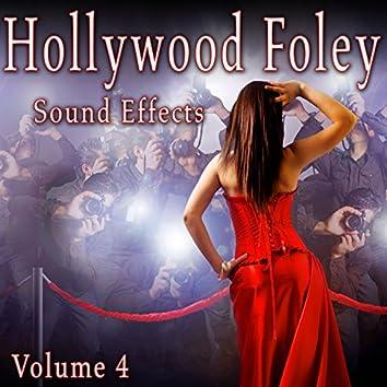 Hollywood Foley Sound Effects, Vol. 4