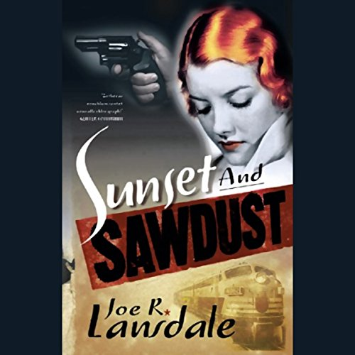 Sunset and Sawdust audiobook cover art