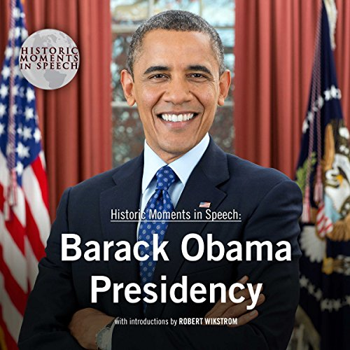 Couverture de Barack Obama Presidency