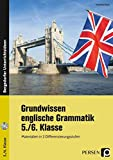 Grundwissen englische Grammatik - 5./6. Klasse: Materialien in 2 Differenzierungsstufen