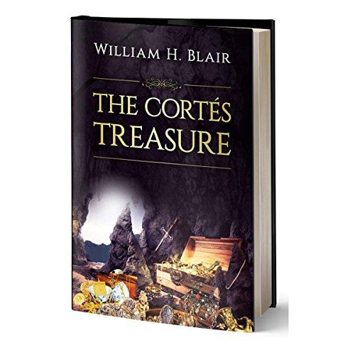 The Cortés Treasure audiobook cover art