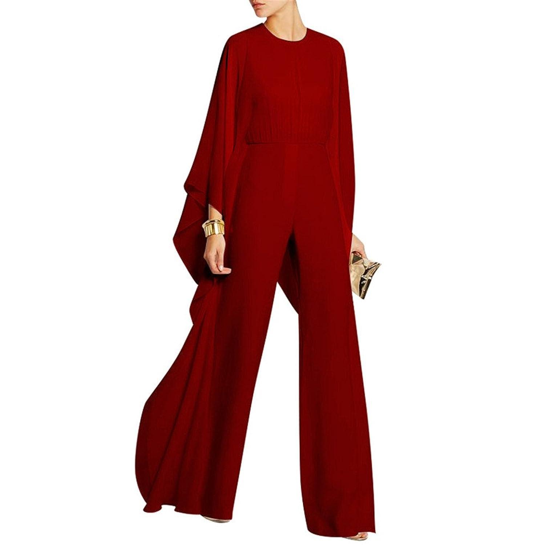 Fashion Cluster PANTS レディース カラー: レッド