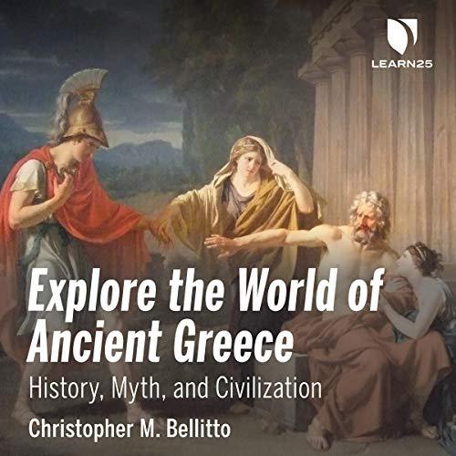 Explore the World of Ancient Greece copertina