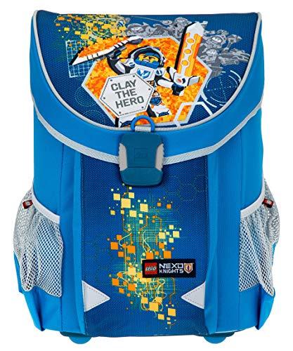 Preisvergleich Produktbild Lego - Easy Schulranzen Set Nexo Knights blue 3 tlg.