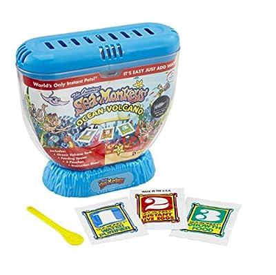 Sea Monkeys 80483 Volcano Zoo by Dragon-i