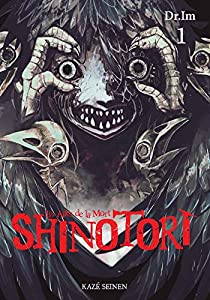 Shinotori - Les ailes de la mort Edition simple Tome 1