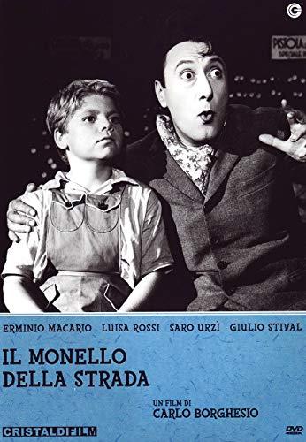 Il Monello Della Strada  [Italia] [DVD]