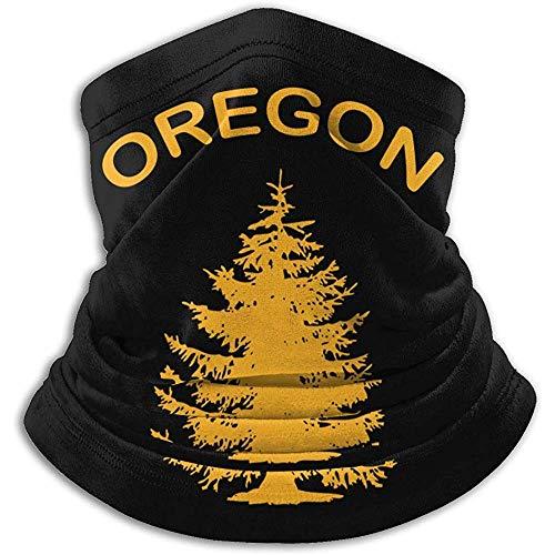 Oregon Douglas Pine Tree Nackenwärmer Gamasche Ski Gesichtsmaske Cover für den Winter