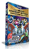 The Voltron Legendary Defender Chapter Book Collection: The Rise of Voltron; Battle for the Black Lion; Space Mall; The Blade of Marmora