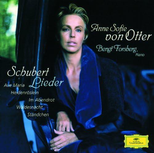 Anne Sofie von Otter, Bengt Forsberg, Swedish Radio Choir & Gunnar Anderson