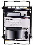Lockermate 7 Piece Locker Kit (Color May Vary)