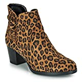 André Marylou Botines/Low Boots Mujeres Leopardo - 36 - Botines Shoes