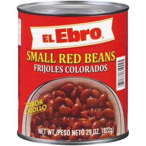 El Ebro Small Red Beans, 29 oz- el ebro