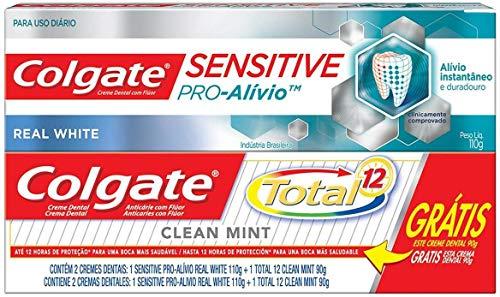 Creme Dental Colgate Sensitive Pro-Alívio 1Unid Creme Dental