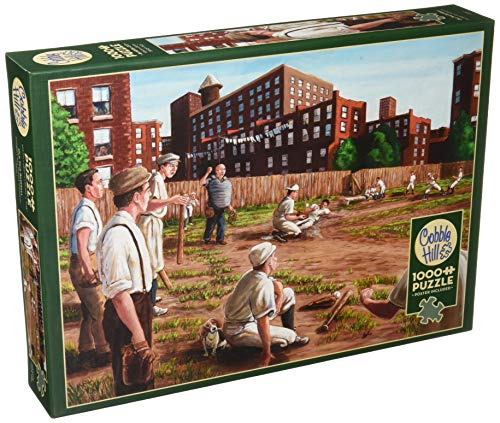 Cobblehill 80161 Baseball-Puzzle Old Time mit 1000 Teilen