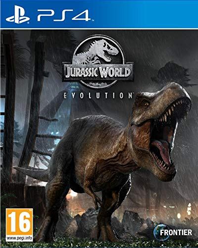 Jurassic World: Evolution PS4 [Importación francesa]