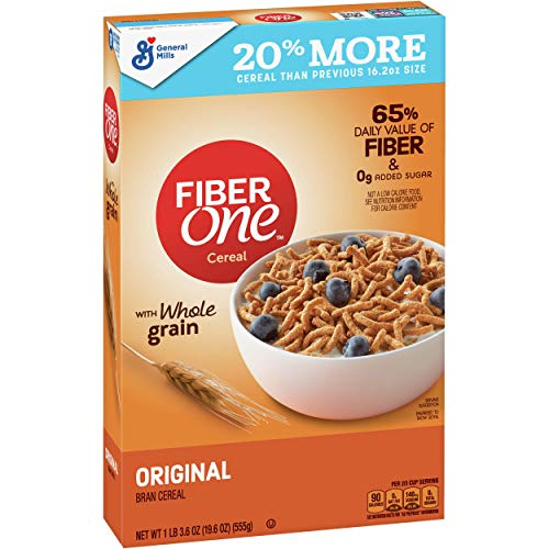 top rated Fiber One Muesli, pack of 6 2020