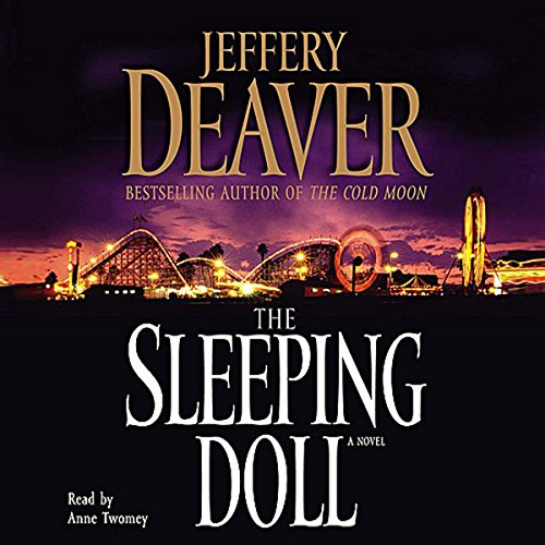 The Sleeping Doll audiobook cover art