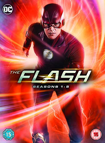 The Flash: Season 1-5 [DVD] [2019]