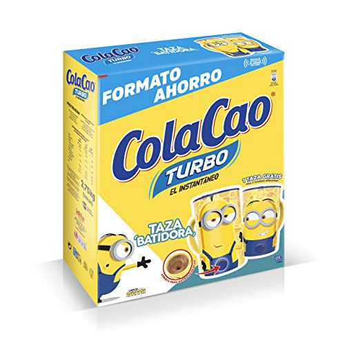 Cola Cao, Cacao soluble - 2750 gr.