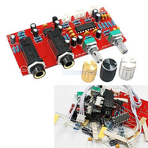 Great Price! PT2399 DC12V-24V Digital Microphone Amplifier Board Karaoke Plate Reverb Preamplifier R...