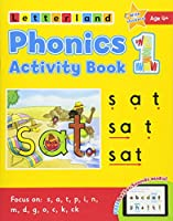 Phonics Activity Book 1 (Phonics Activity Books)