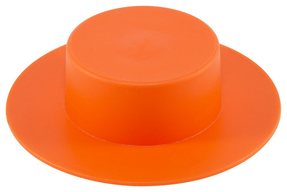 Caplugs Z1141AH1 Plastic Valve Flange Direct stock discount Nominal Size NEW before selling Protector. 2