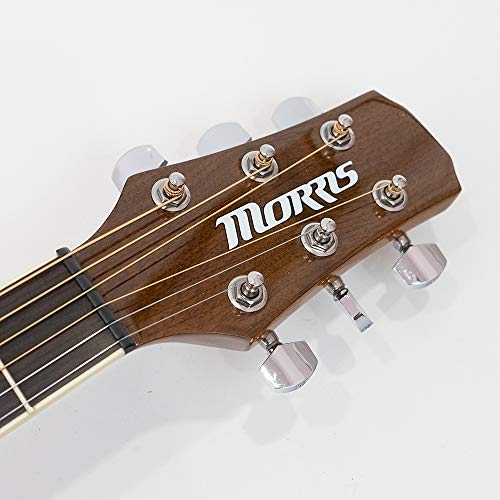 Morris/R-011NATモーリスエレクトリックアコースティックギターエレアコ