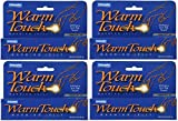 Natureplex's 'Warm Touch' Warming Jelly - Compare to K*y Jelly, 2 Oz Tubes - (Value 4 Pack)!