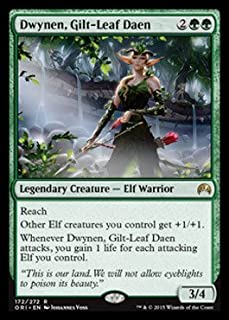 mtg origins elf cards