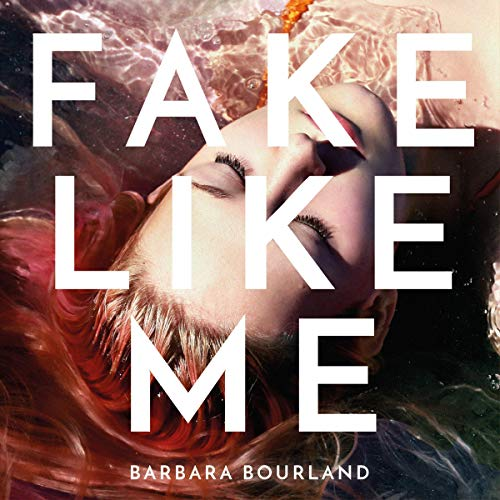 Fake Like Me audiobook cover art