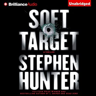 Soft Target audiobook cover art