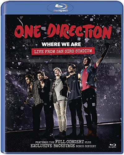 Where We Are: Live From San Siro Stadium [Alemania] [Blu-ray]