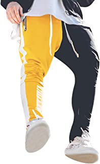 f0d02815 Amazon.es: Amarillo - Pantalones / Hombre: Ropa