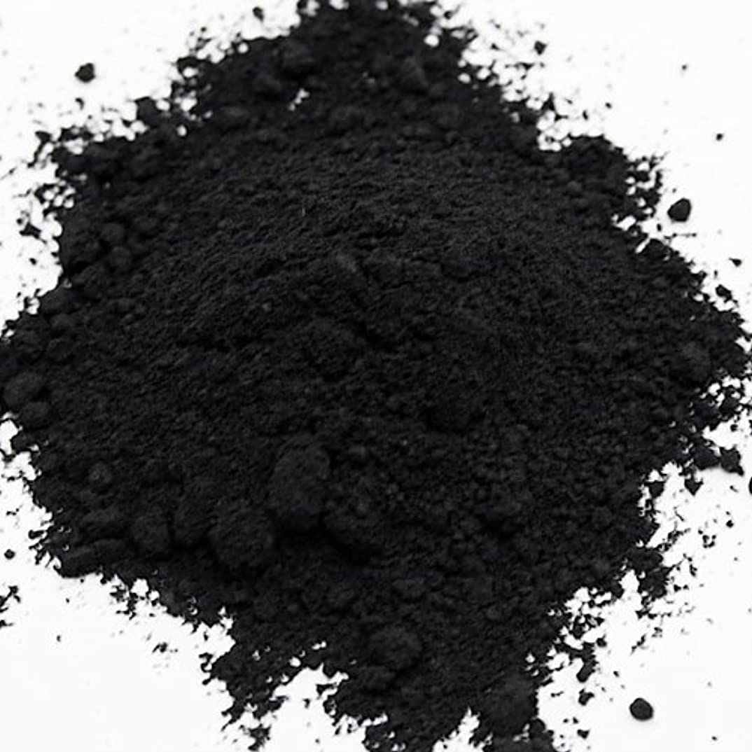 振動させるうがいアライメント酸化鉄 ブラック 5g 【手作り石鹸/手作りコスメ/色付け/カラーラント/黒】