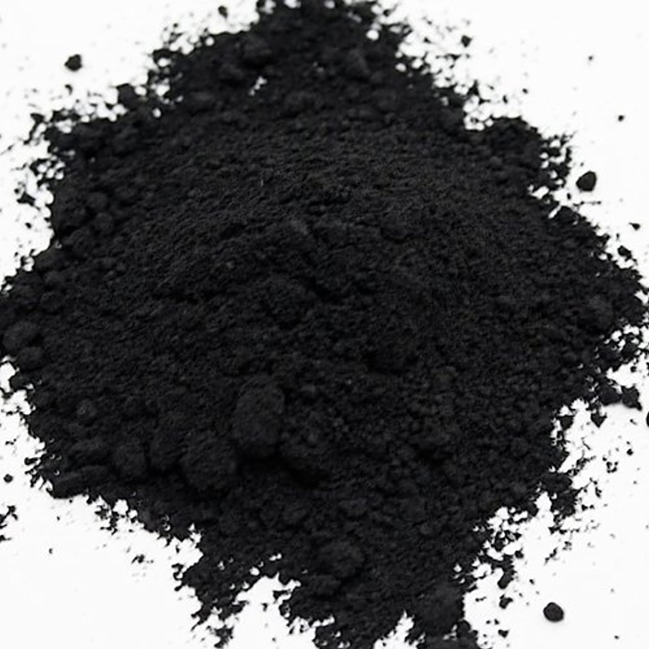 本質的ではない媒染剤肌酸化鉄 ブラック 20g 【手作り石鹸/手作りコスメ/色付け/カラーラント/黒】