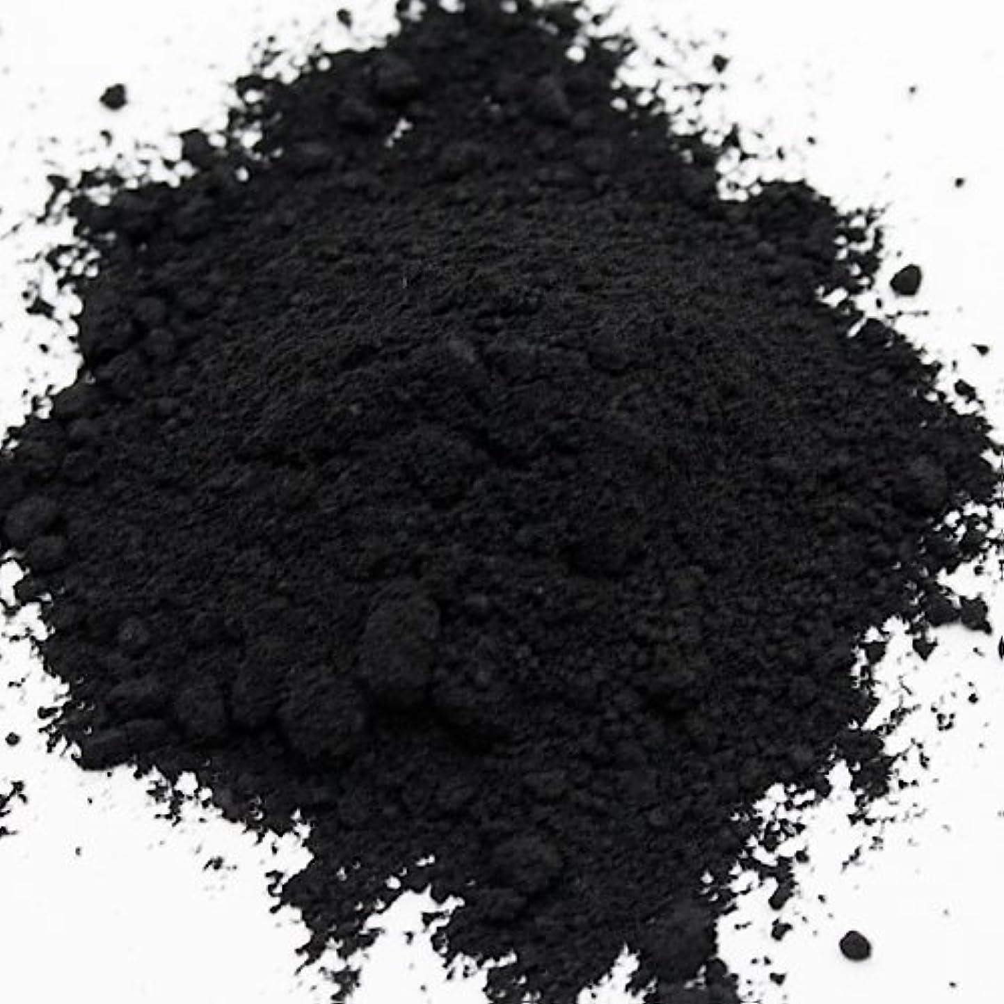 モーションデッキペリスコープ酸化鉄 ブラック 20g 【手作り石鹸/手作りコスメ/色付け/カラーラント/黒】