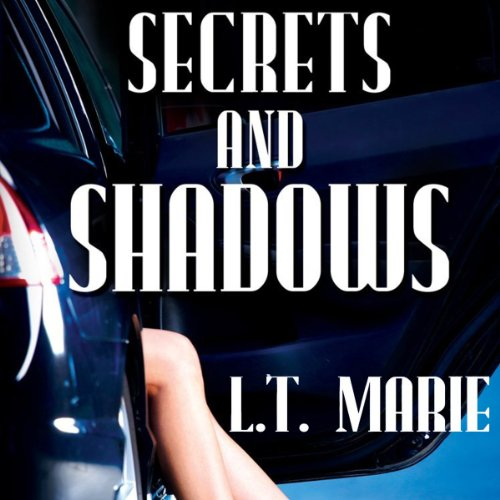 Secrets and Shadows audiobook cover art