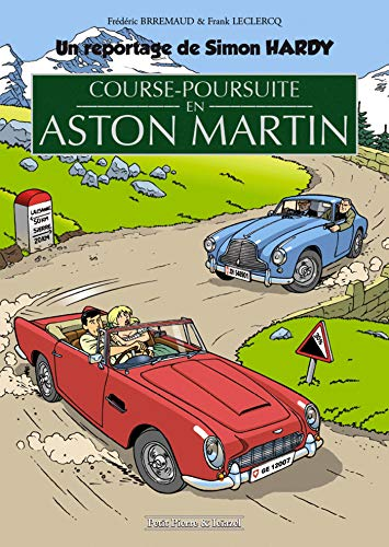 Simon Hardy - Course poursuite en Aston Martin