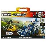 Kre-O G.I. Joe Cobra Armored Assault A3364 with Flint, Cobra Officer & Heavy Cobra Trooper Kreons