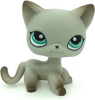 lps grey cat 391